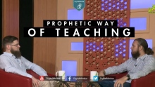Prophetic Way of Teaching - Ismail bullock & Gabriel al Romani