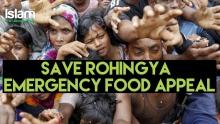 SAVE ROHINGYA : EMERGENCY FOOD APPEAL