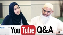 YOUTUBE Q&A: Istikhara, Right Hand Possession, Certainty in Faith? | Dr. Shabir Ally