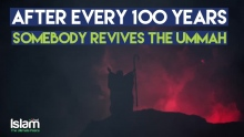 After Every 100 Years Allah sends somebody to Revive the Ummah