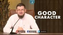 Good Character - Ismail Bullock