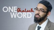 One Word with Adam Jamal - Ghaleedh - Ep 7 (Season 2)