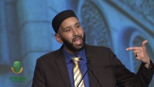 Real Life Inspirational Stories of Refugees Sh. Omar Suleiman (ICNA-MAS Convention)