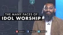 The Many Faces Of Idol Worship - Salahuddin Patel