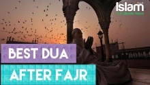 A simple Dua after Fajr gives you immense reward !!