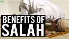 AMAZING BENEFITS OF SALAH