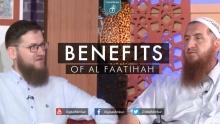 Benefits of Al Faatihah  - Ismail bullock & Ahmed Hoxha