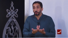 Faith in Allah's Plan - Khutbah by Nouman Ali Khan