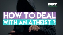 How to Deal with an Atheist ? Sheikh Abdul Nasir Jangda