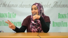 #MLFA Presents: The Spirituality of Justice featuring Yasmin Mogahed at Manara Academy