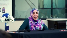 #MLFA Presents: The Spirituality of Justice featuring Yasmin Mogahed at the Islamic Center of Frisco