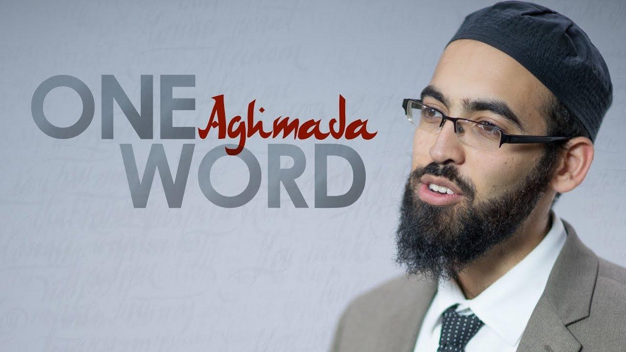 One Word with Adam Jamal - Aghmada - Ep 11 (Season 2)