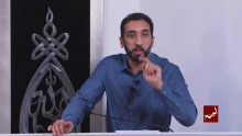 Quality, Not Quantity - Khutbah by Nouman Ali Khan
