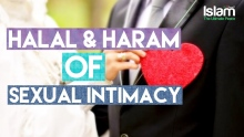 The Halal and Haram of Sexual Intimacy | Sheikh Navaid Aziz