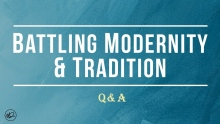 Battling Modernity and Tradition: A Frank Q&A At SOAS - Shaykh Dr. Yasir Qadhi
