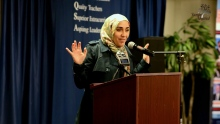 #MLFA Presents: The Spirituality of Justice featuring Yasmin Mogahed in Bridgeview, IL