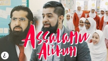Omar Esa - Assalamu Alikum ft. Smile 2 Jannah and Quwwatul Islam Choir (Official Nasheed Video)
