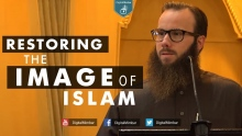 Restoring the Image of Islam - Yusha Evans
