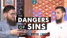 The Danger of Sins - Tim Humble & Ismail Bullock