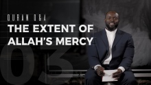 The Extent of Allah's Mercy - Quran Q&A - Abdullah Oduro
