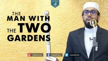The Man With Two Gardens - Muiz Bukhary