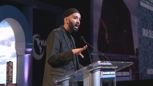 The Path to a Virtuous, Just Society   Omar Suleiman #MASCON2017