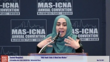 Yasmin Mogahed | MAS Youth Talks II: Mind Over Matter | 16th MAS-ICNA Convention
