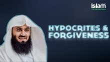 Hypocrites and Forgiveness ~ Mufti Menk 2018