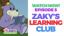 NEW RELEASE - Episode 5 of Zaky's Learning Club