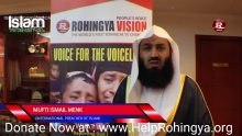 HELP THOSE WHO ARE STRUGGLING IN THE WORLD || MUFTI MENK
