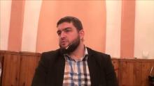 """"""" Изгряване на Слънцето от запад и Появата на Животното ( Даббе ) """" - Мухаммед Рамадан"""
