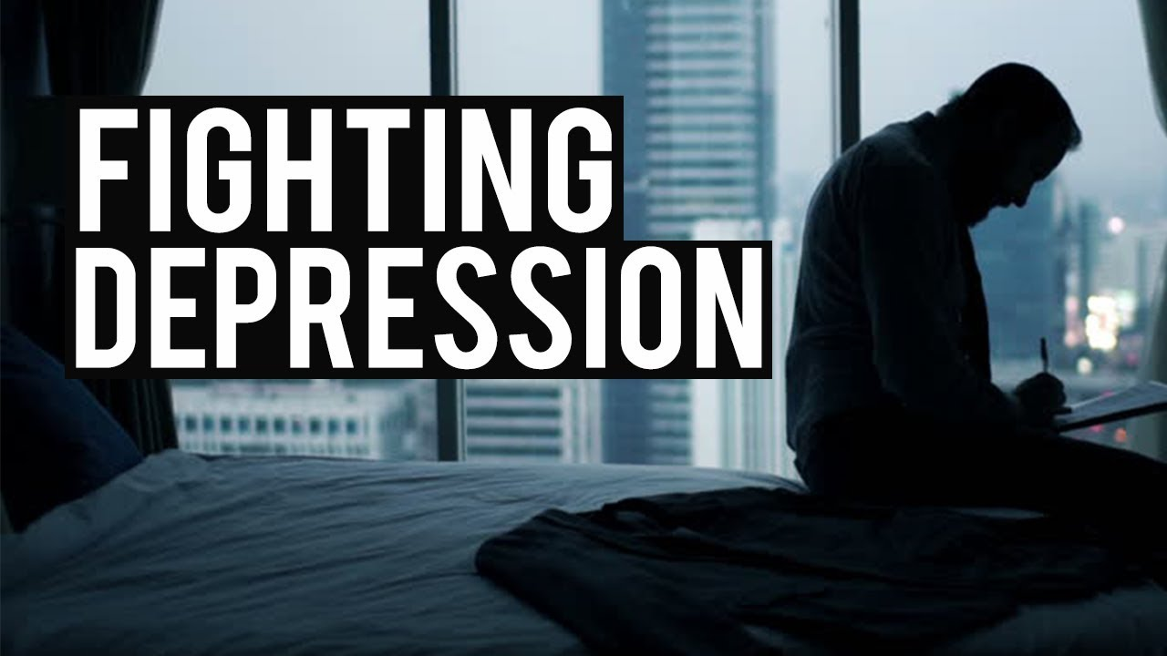 THE STRENGTH TO FIGHT DEPRESSION
