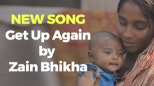 NEW SONG - Get Up Again by Zain Bhikha