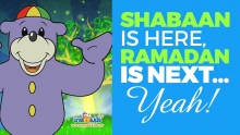 Shaaban is here, Ramadan is next - with ZAKY