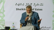 Absolute Essential for a better community by Sheikh Yusuf Estes