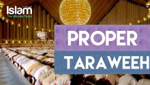 Choose a proper Taraweeh not a Super Ferrari !! Mufti Menk || Funny