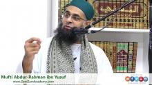 Imam Ahmad ibn Hanbal and the Criminal's Advice | Mufti Abdur-Rahman ibn Yusuf