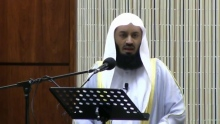 Lessons on Justice and Mercy - Mufti Menk