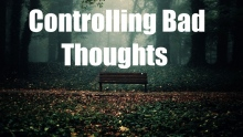 Treatise For The Seekers Of Guidance Part 4: Controlling Bad Thoughts  | Mufti Abdur-Rahman