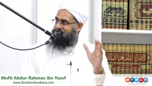 Why do People Still Lose Hope in God? | Mufti Abdur-Rahman ibn Yusuf
