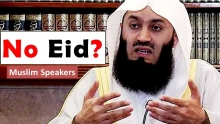 Celebrate Eid or Mourn Death? - Mufti Menk - 2018