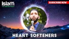Heart Softeners    Omar Suleiman