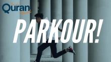 Parkour!