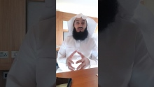 Powerful Eid Message for the Ummah 2018 - Mufti Menk