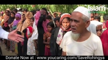 THE PLIGHT OF THE ROHINGYA MUSLIMS || SHEIKH SULAIMAN MOOLA