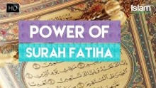 THE POWER OF SURAH FATIHA || SHEIKH HASSAN ALI