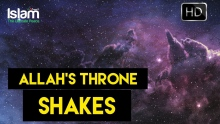 When and Why does the Throne of Allah Shake?  Sheikh Omar Suleiman