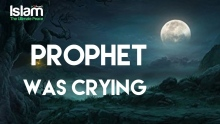 WHEN THE PROPHET WAS CRYING | ASSIM AL HAKIM ♥ EMOTIONAL