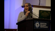 Yasmin Mogahed | Boston Islamic Seminary | Reviving the Heart