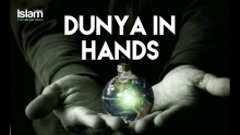 Keep Dunya In Hands but not in Hearts !! Nouman Ali Khan